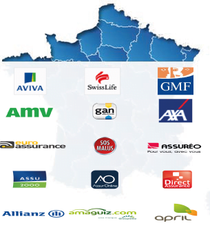 compagnies d'assurances automobiles