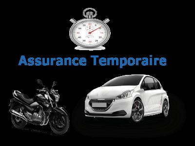 Devis assurance temporaire