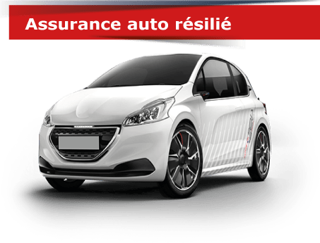 comparer assurance auto résilié