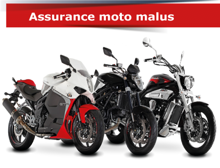 Assurance moto malus