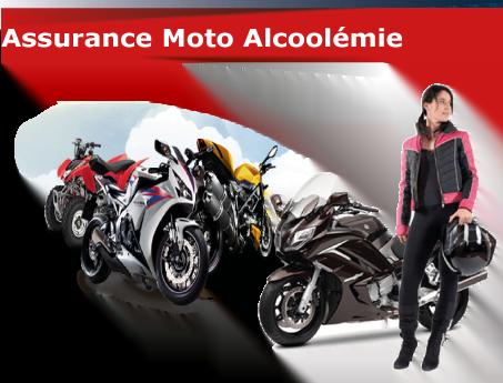 Assurance alcoolémie pour moto